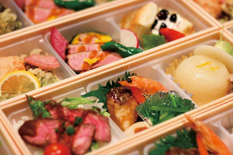 Catering割烹わだの 本邸/四季を感じる美しい和食が魅力「Catering割烹わだの 本邸」が長岡駅前に移転・リニューアル 豊富なテイクアウトメニューにも注目