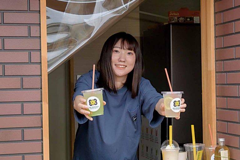 ハチハチレモネード/12種のフレーバーを楽しめるレモネード専門店が上越市にオープン 数量限定でマリトッツォの販売もの画像4