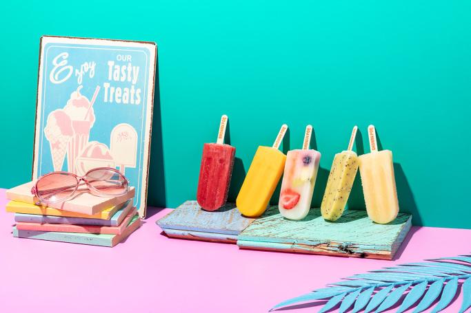 2日間で2,000万個売り上げた超人気アイスも!「Ice Cream Marche」万代シテイBPで開催 5ブランド50種以上のアイスが集結