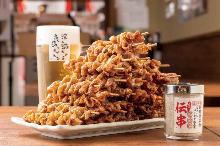圧倒的なコスパ力!パリパリもちもち食感の揚げ鶏皮串のお店「新時代 新潟駅前店」誕生