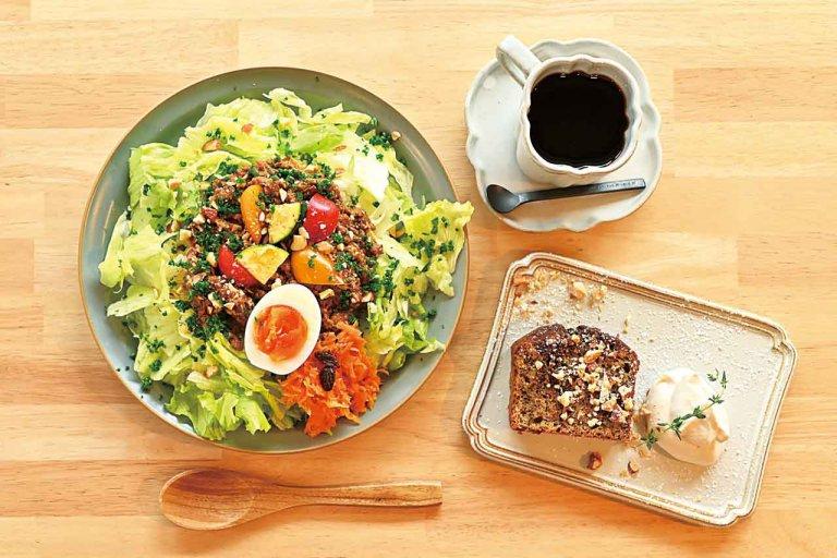 長岡市のシェアスペース内に木〜土限定営業のカフェが誕生「tsugu(ツグ)」野菜とスパイスが主役のごはんとおやつを提供