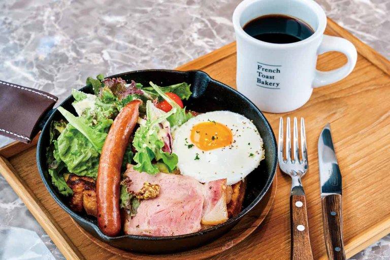 「カーブドッチとやの」が新たにフレンチトースト専門店を併設!カフェスペースも登場(新潟市中央区)