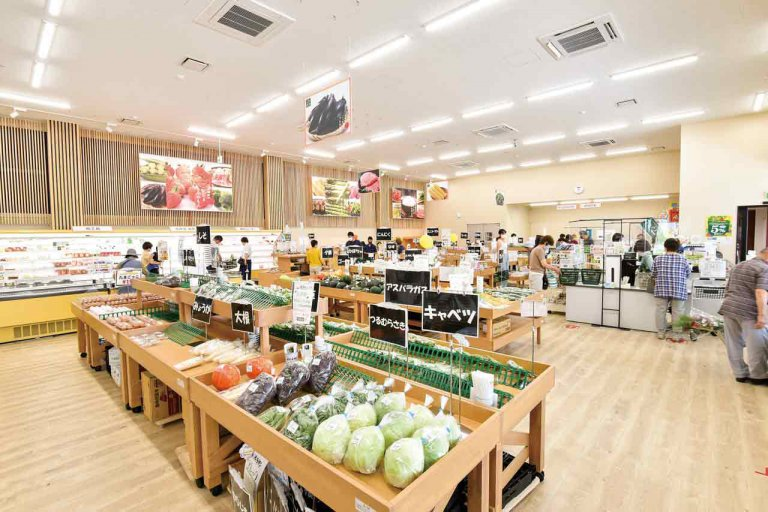 新発田市に大型直売所がオープン「こったま〜や」新発田&聖籠の産直品を販売 アイディア豊富な野菜ソムリエも常住