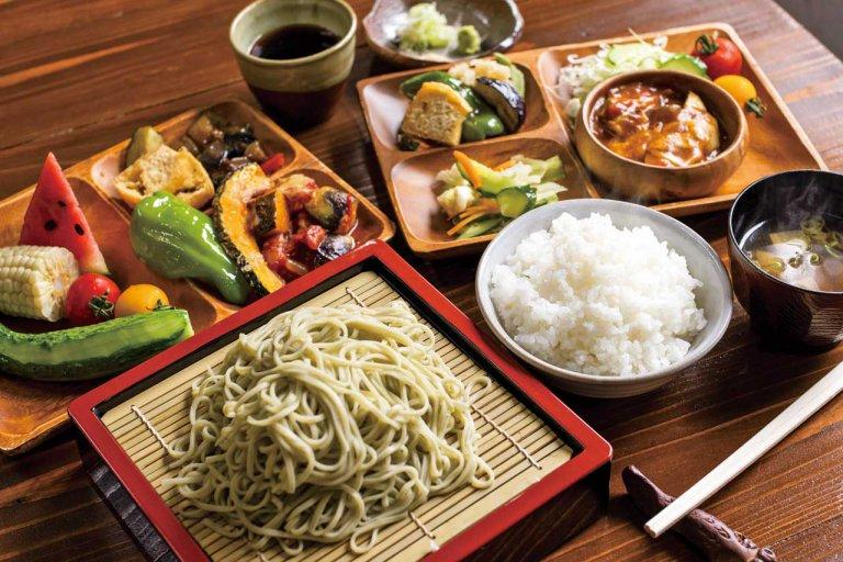 セットのご飯とみそ汁おかわり自由!大源太エリアに「農家レストラン 縁(エン)」オープン 食で湯沢の魅力を堪能