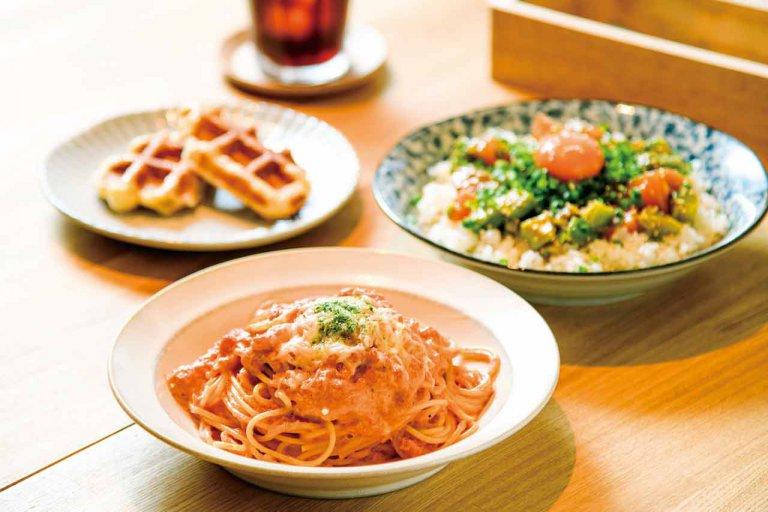 上越市大貫のレストハウスが昼のカフェ営業をスタート!「カフェ TATSUJI(タツジ)」手作りランチやスイーツ、クラフトビールも
